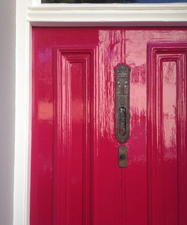Coral Front Doors, Front Door