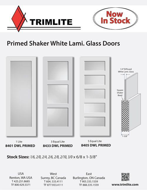 US Catalogs Trimlite Decorative Door Glass French Doors Wood Entry Doors Shaker  sc 1 st  Pinterest & US Catalogs Trimlite Decorative Door Glass French Doors Wood Entry ...