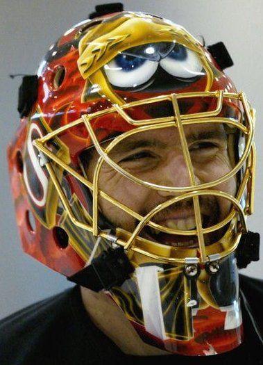 Best Sens Goalie Masks Marvin The Martian Goalie Mask Goalie Hockey Mask