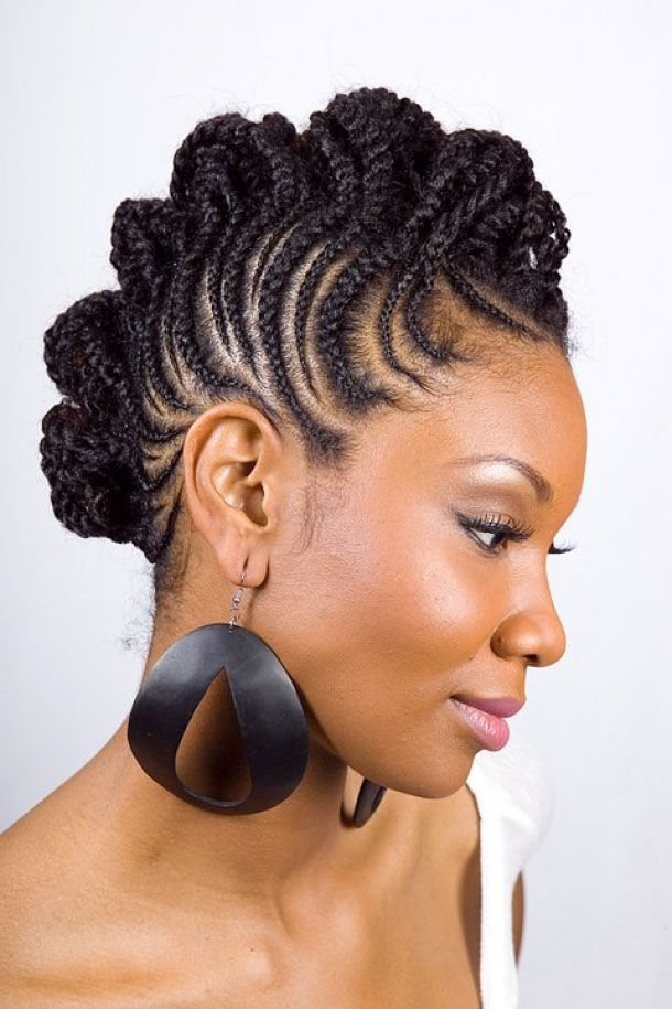 Awesome 1000 Images About A Woman Glory On Pinterest Black Women Black Hairstyles For Women Draintrainus