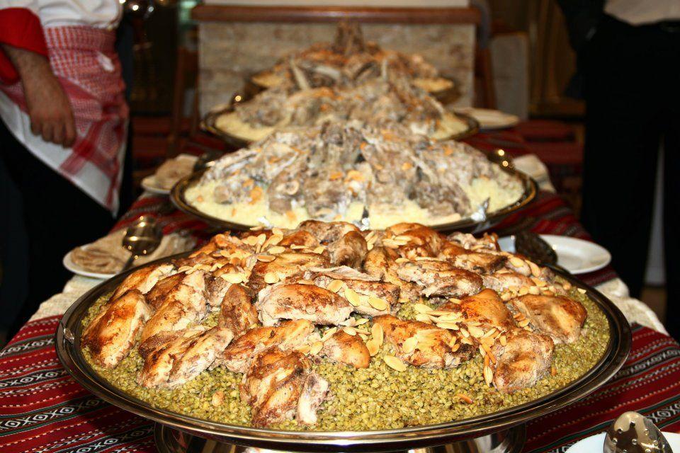 Chicken Mansaf Recipe Mansaf Jordanian Food Recipes