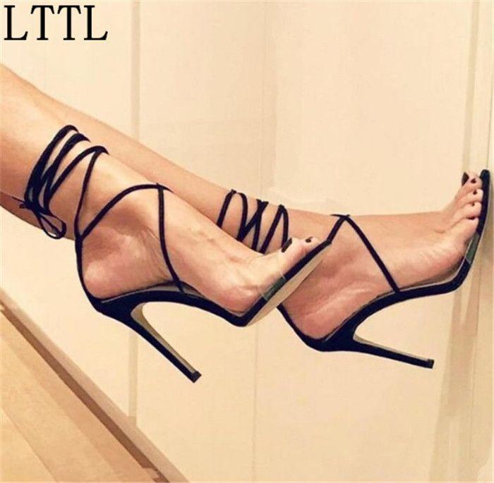 sexy women in sandals