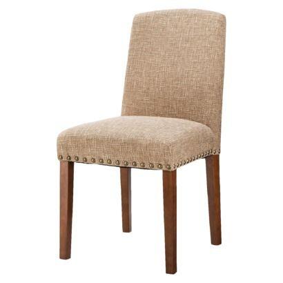Lennox Dining Chair Burlap Target On Sale 42 50