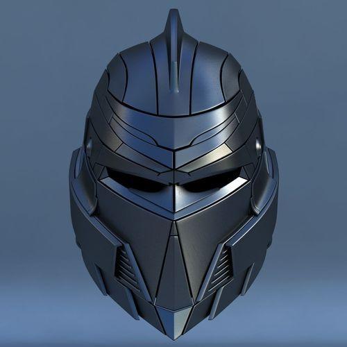 Robot Head F   Futuristic helmet, Cool masks, Helmet concept