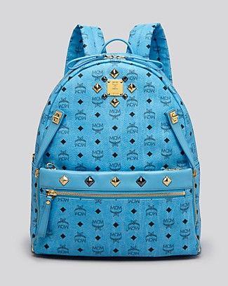 MCM Backpack Dual Stark Large | Bloomingdale's | Mcm