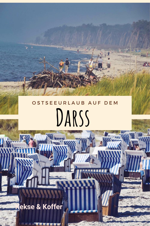 Ostseeurlaub auf dem Darß – ein Ferienparadies für Familien, Radler und Naturliebhaber