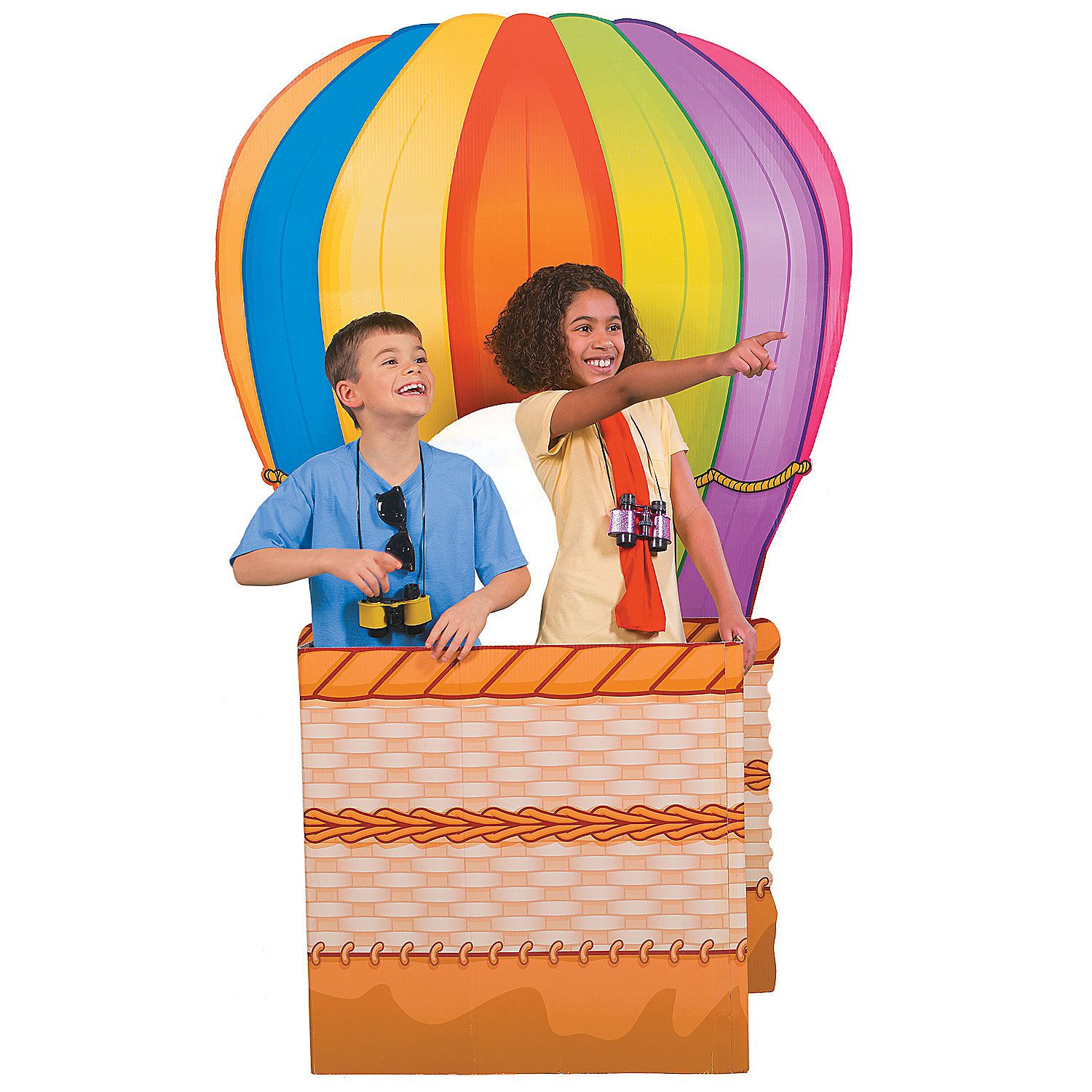 Could Make This For Vbs Pictures Hot Air Balloon 3d Stand Up