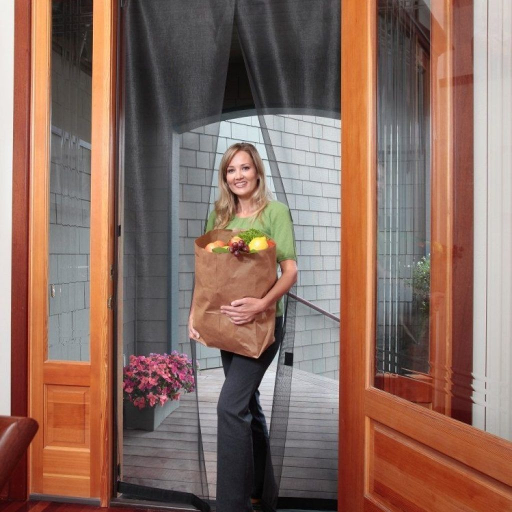 Magnetic Fly Screen For French Doors Httpthefallguyediting