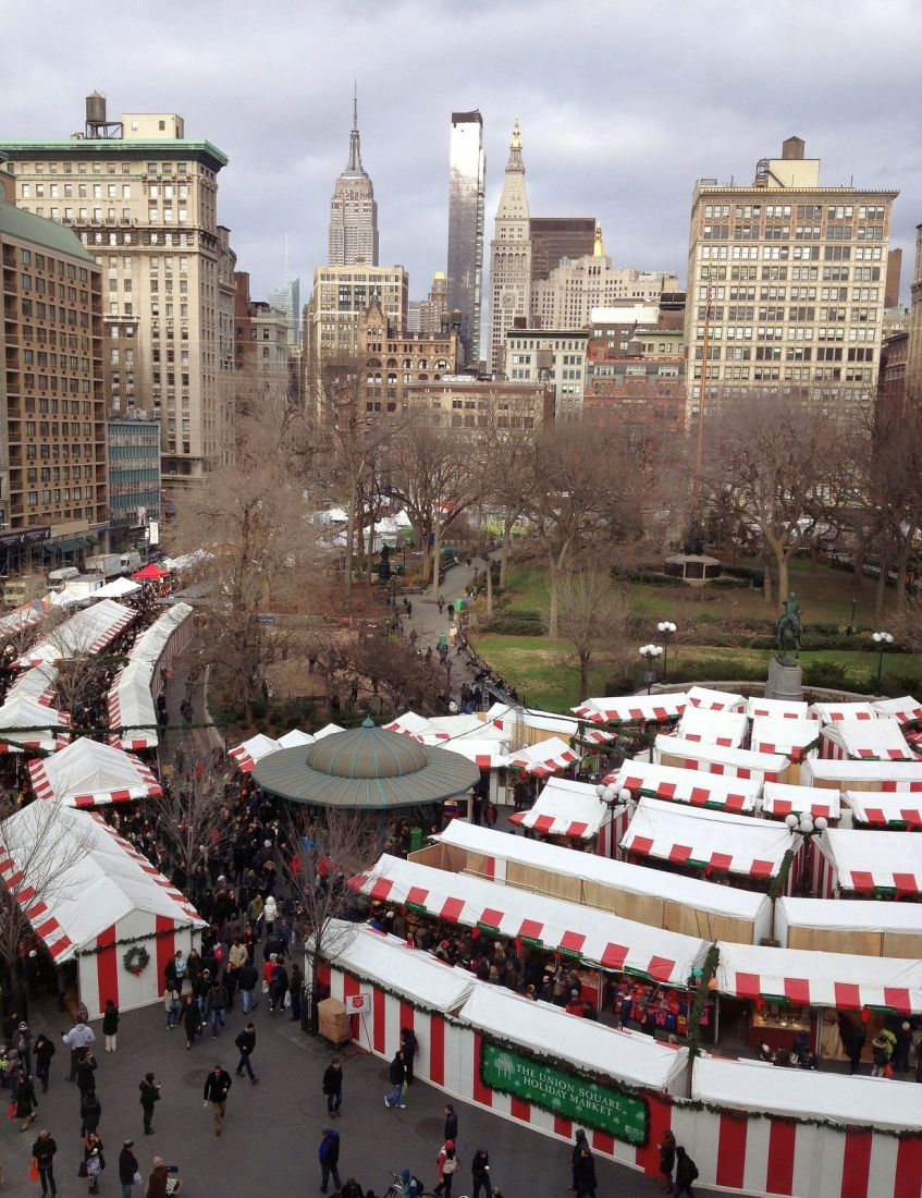 Things To Do In New York At Christmas 2020 Top 13 Free Things To Do In New York City This December