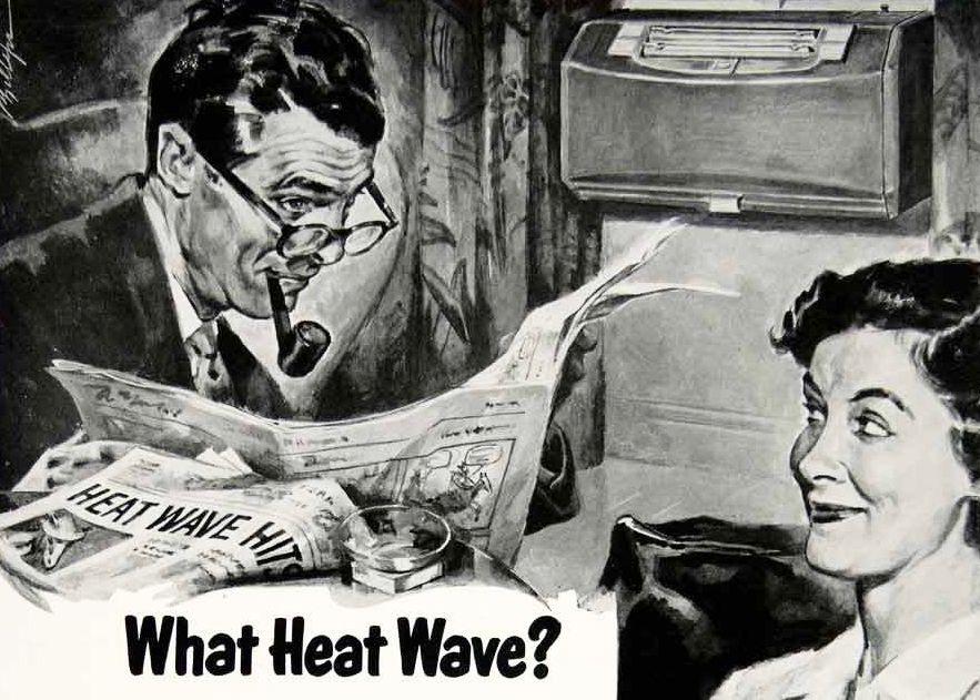 Roger Wilkerson, The Suburban Legend! — What Heat Wave