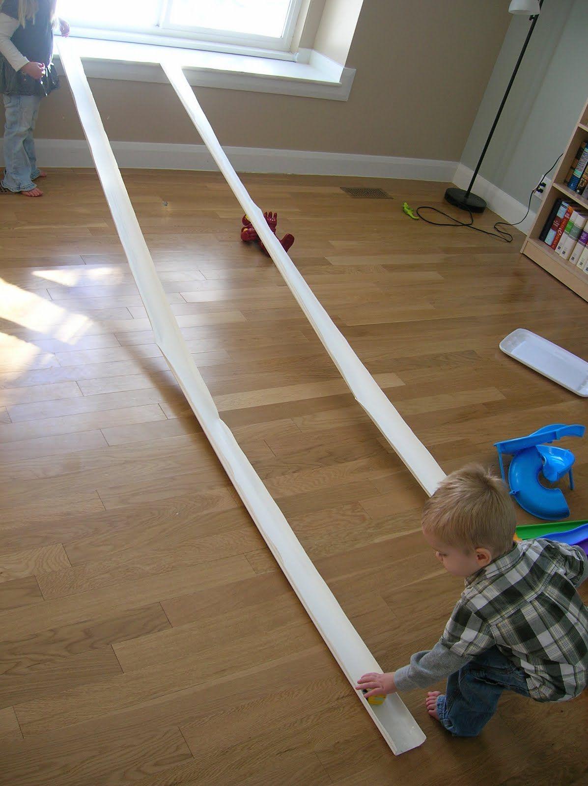 Diy Hot Wheels Track Business For Kids Indoor Activities