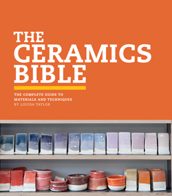 The Ceramics Bible - DIY Pottery Class In A Book #GiveBooks @Juanita Martin charlotte