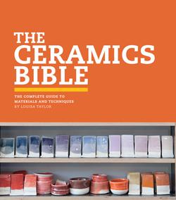 The Ceramics Bible - DIY Pottery Class In A Book #GiveBooks @Juanita Martin charlotte