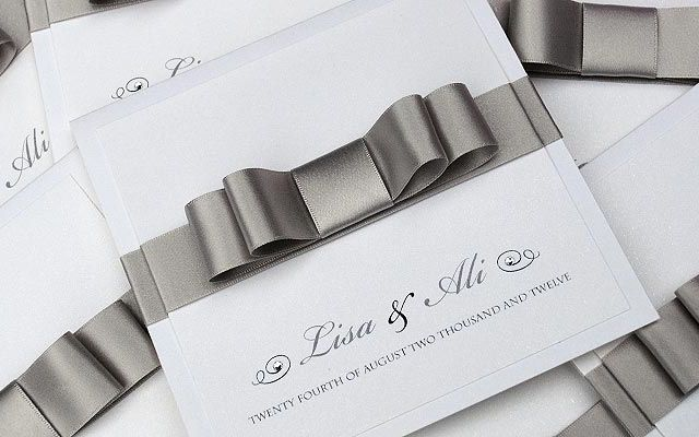 Easy Handmade Wedding Invitations Diy Handmade Wedding
