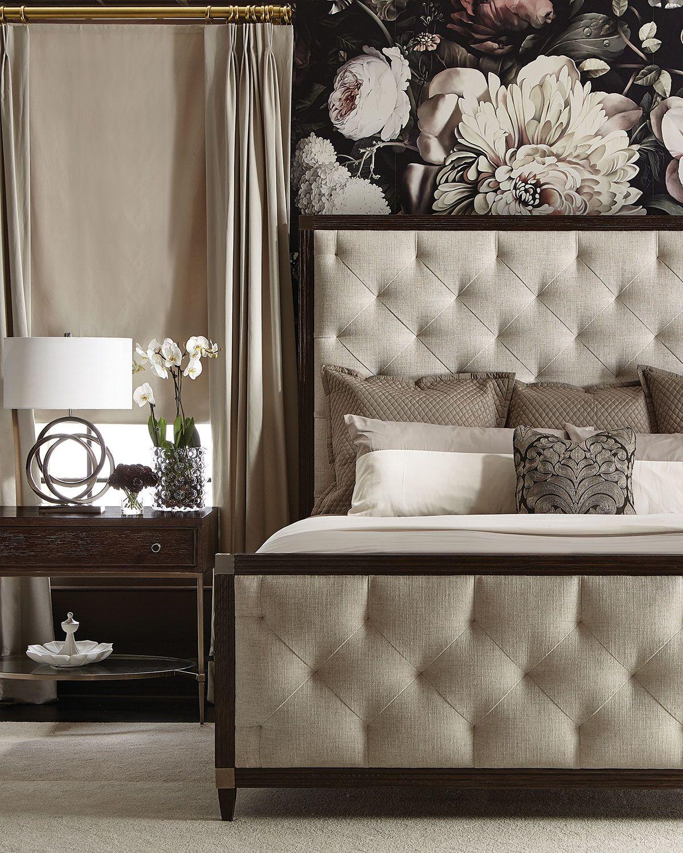 Bernhardt Clarendon Tufted California King Bed in 2020