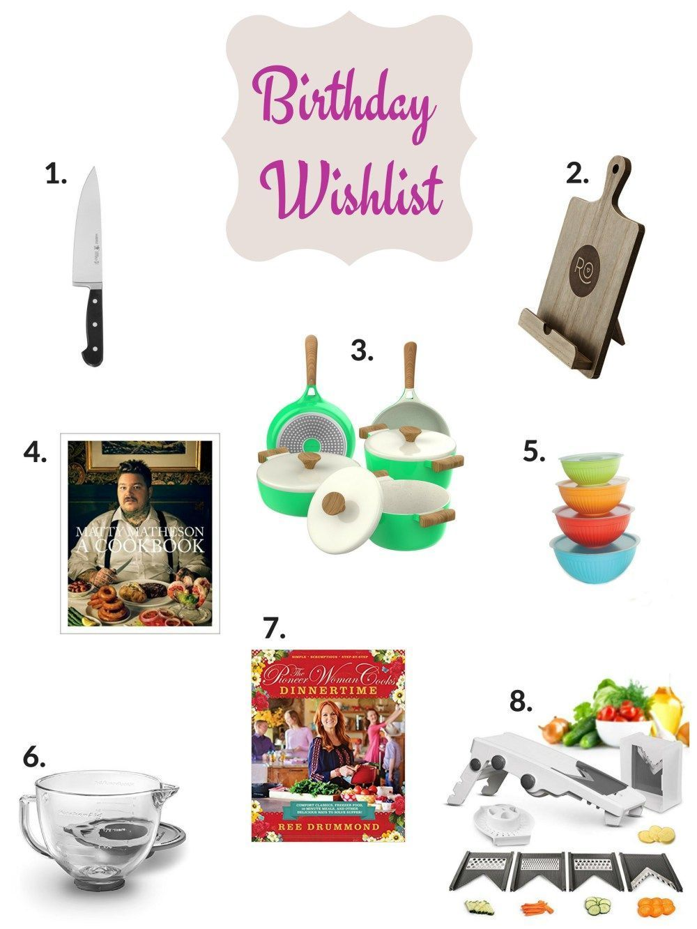 It's My Birthday Month Wishlist!! · Coffee After Kids