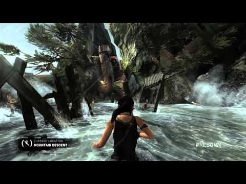 Square Enix has released a new gameplay video of Lara Croft showing her newly acquired gear in a developer walkthrough run by the Creative Director of the reboot title, Noah Hughes.