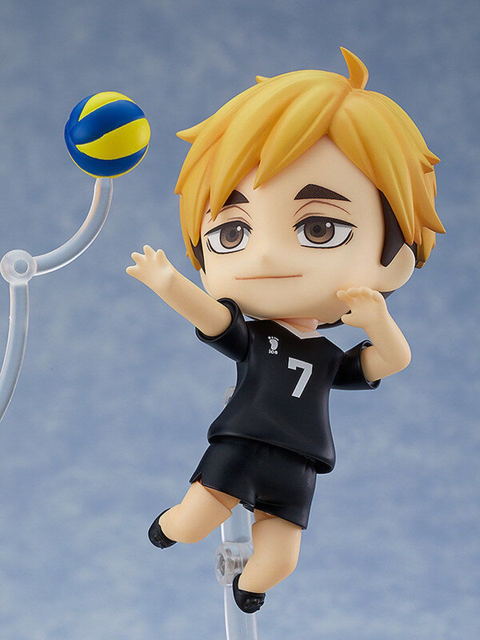 Orange Rouge Atsumu Miya Haikyu To The Top Nendoroid 1403 In 2020 Nendoroid Haikyuu Haikyu