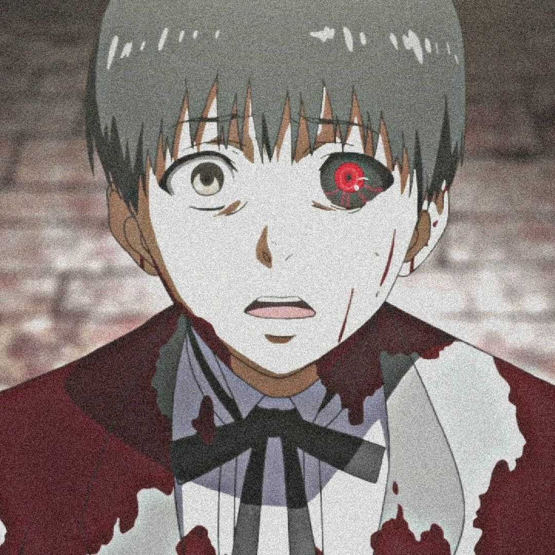 Photo of Tokyo Ghoul aesthetic anime