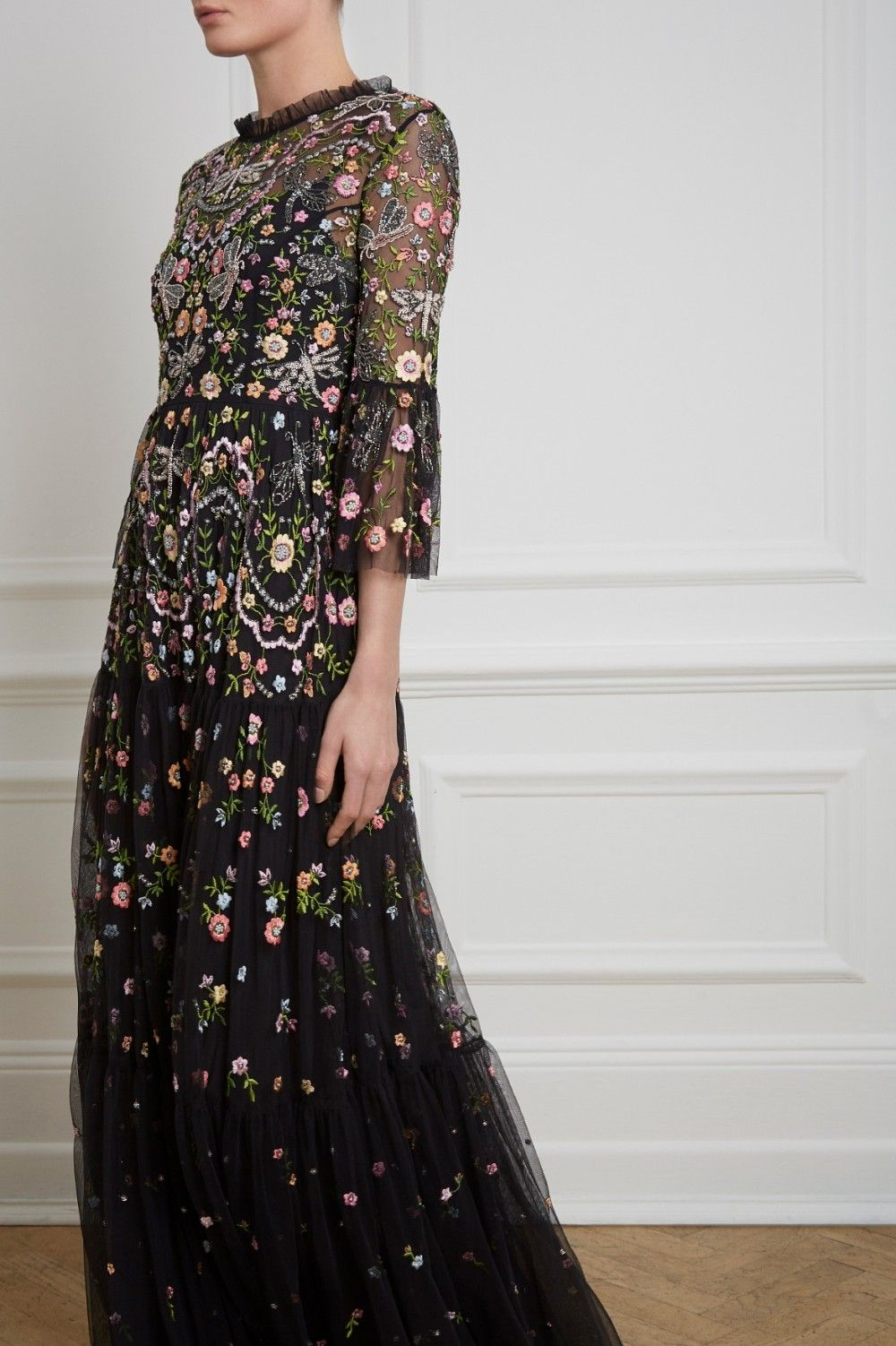 90cdcfbf77f Shop the Needle   Thread Dragonfly Garden Maxi Dress with next day  delivery. Discover more at our flagship online store.