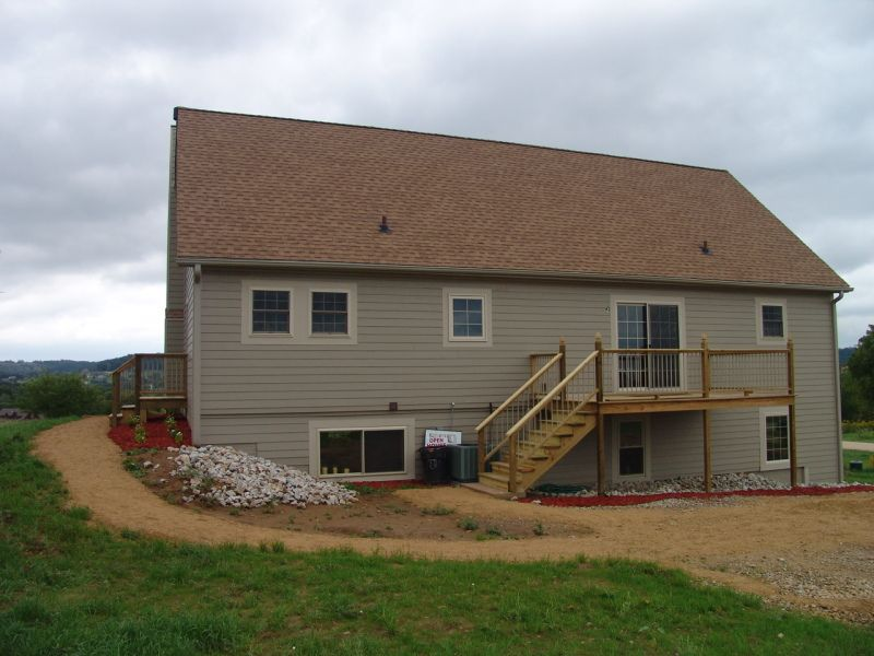 Modular Home Cape Cod With Full Basement Modular Homes Building