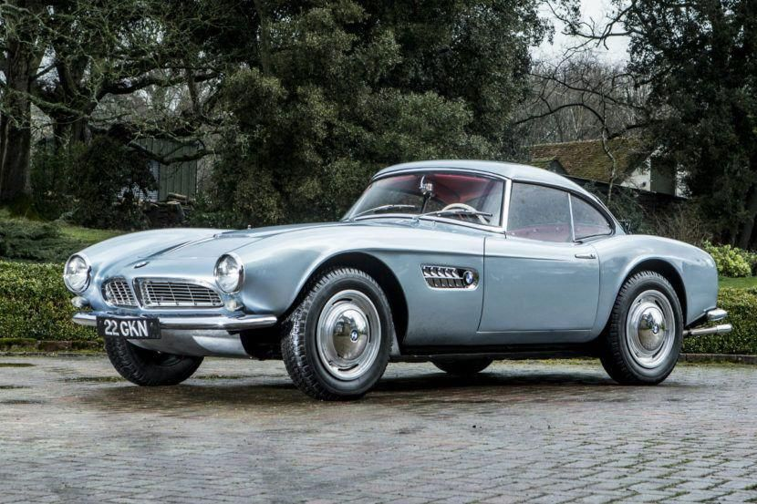 John Surtees Bmw 507 Auctioned For R72 Million Most Expensive Bmw Ever Bmwclassiccars Bmw Oldtimer Bmw Auto Klassik