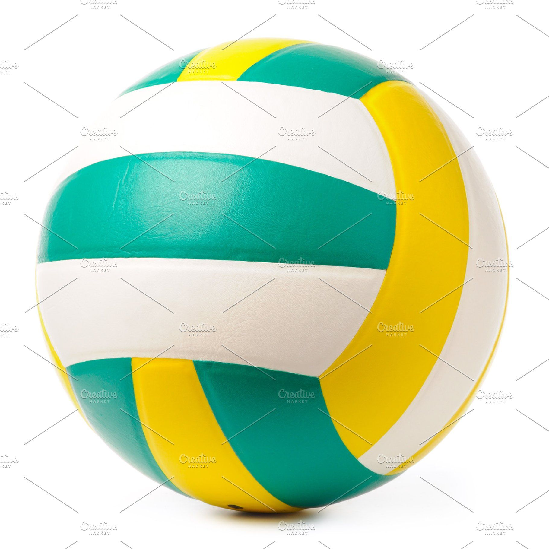 Ad Volleyball Ball Isolated On White By Sergeypeterman On Creativemarket Volleyball Ball Isolated On White Creati In 2020 Sports Photos Volleyball Sport Volleyball