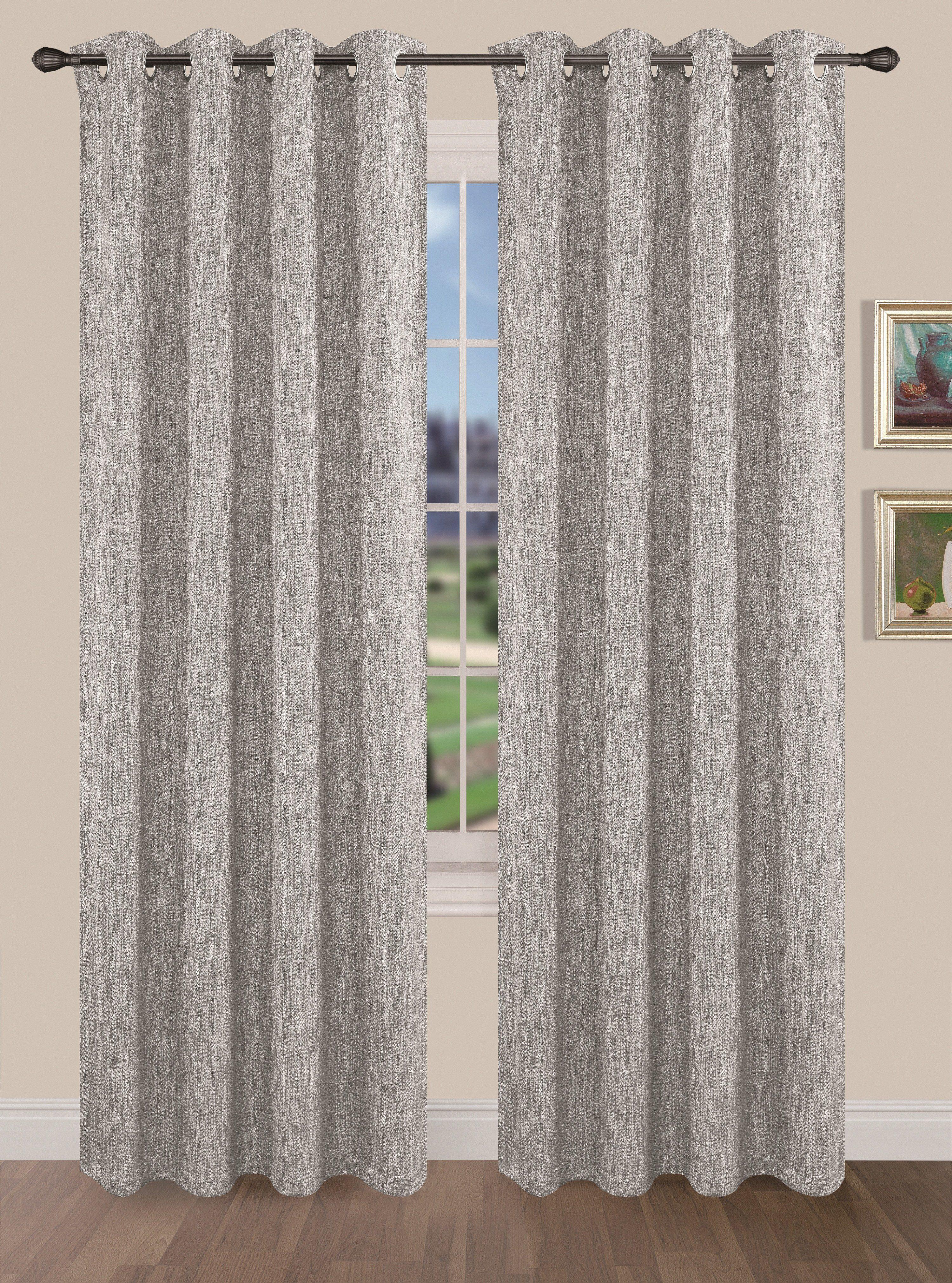 Huntington Room Darkening Grommet Panel Marburn Curtains