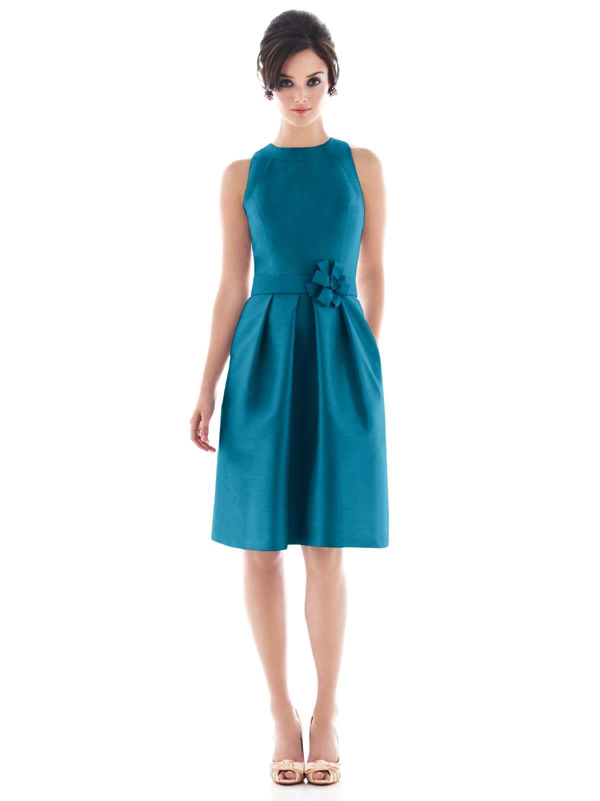 17 Best images about Teal dress on Pinterest