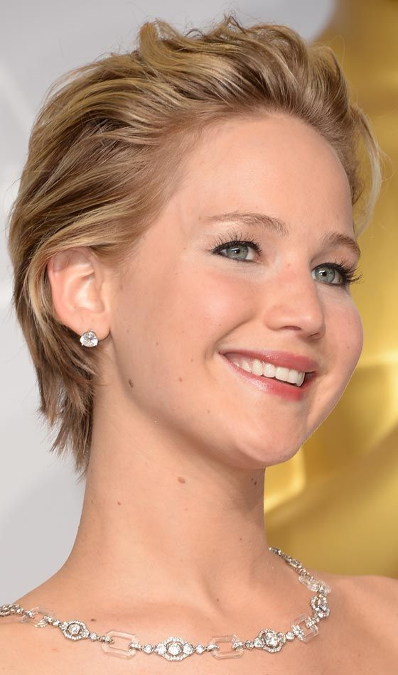 swept back short hairstyles   Google Search   Very short ...