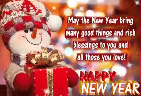 Happy New Year 2020 Gifts Ideas Love And Friend Happy New Year In World Happy New Year Animation Happy New Year Greetings Happy New Year Images