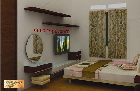 Desain Interior Kamar Tidur Cewek Bedroom Design Home Decor Interior Design My gazebo and bedroom wall