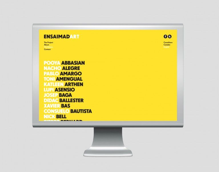 The people. Ensaimadart | Astrid Stavro Studio