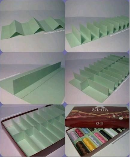 63 Trendy storage closet organization diy crafts -   18 diy Organization boxes ideas