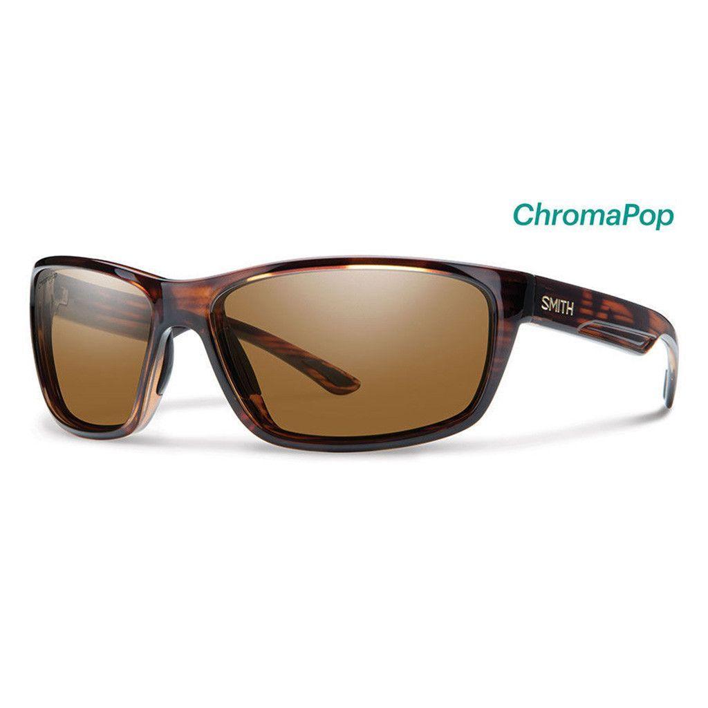 Smith Sunglasses Redmond Tortoise Chromapop Polarized