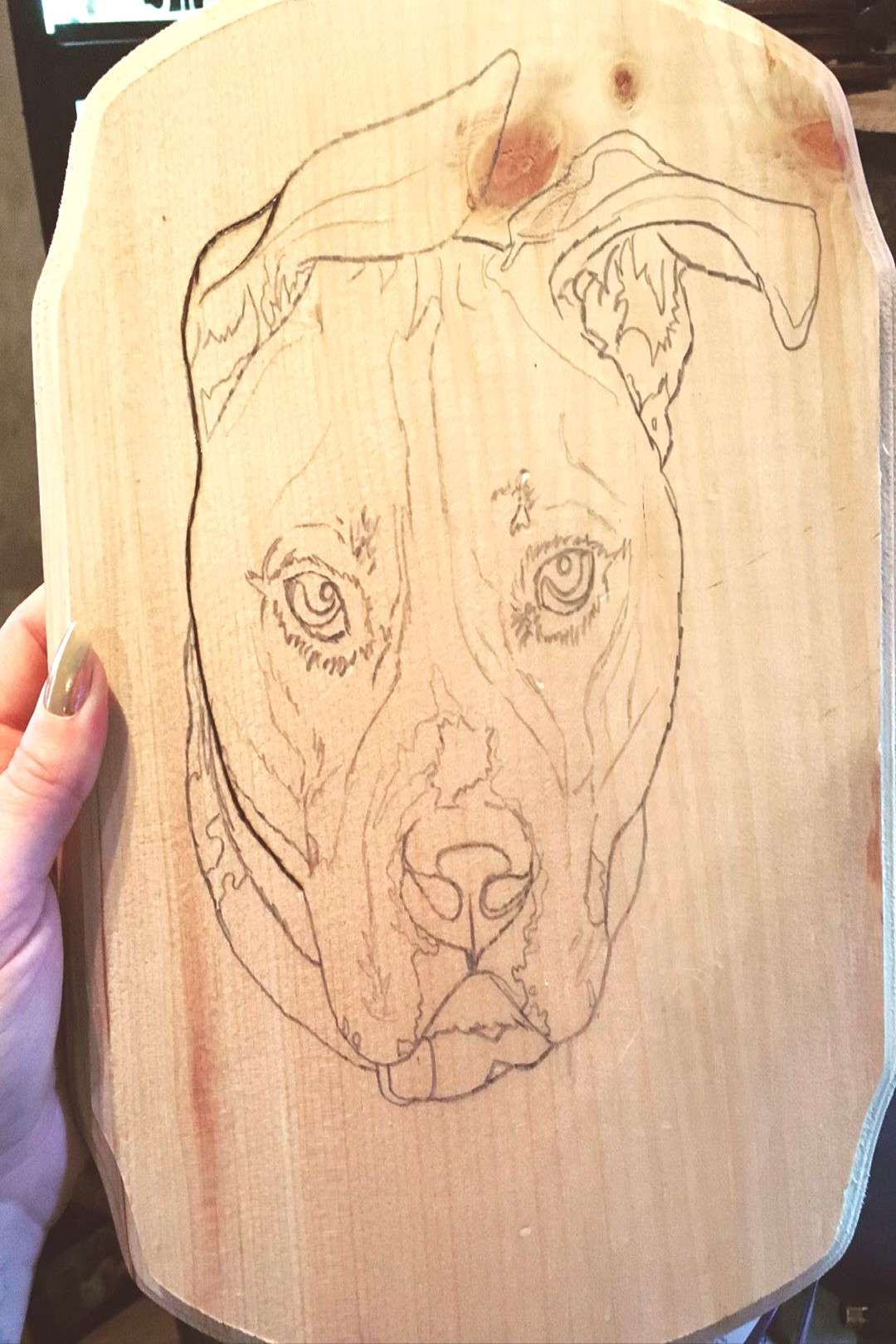 #woodburningart #woodworking #woodburning #february #222020 #photo #haley #step #dean #by #on #p STEP BY STEP . . . . #woodworking #woodburning #woodburningart #pYou can find Wood burning art and more on our webs...