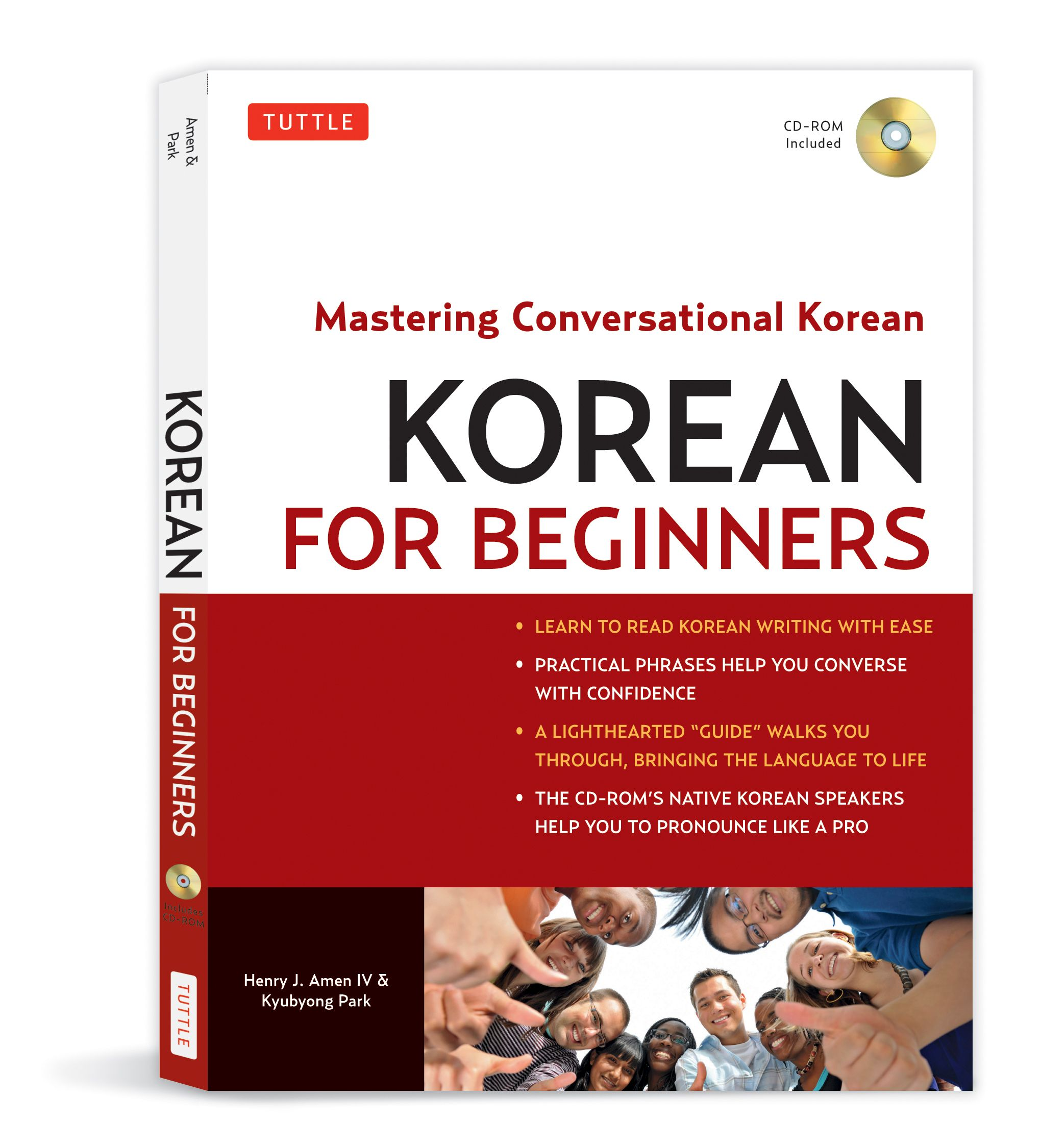 The Best Way To Learn Korean This Book Uses A Lighthearted