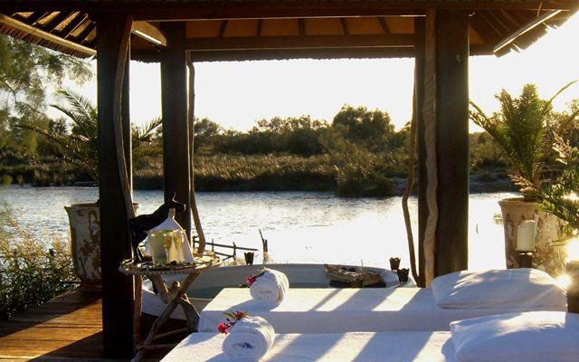 Hotel Spa In Provence Mas De La Fouque Avec Images Spa Luxe
