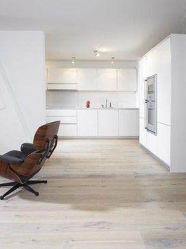 Bleach Wooden Floors