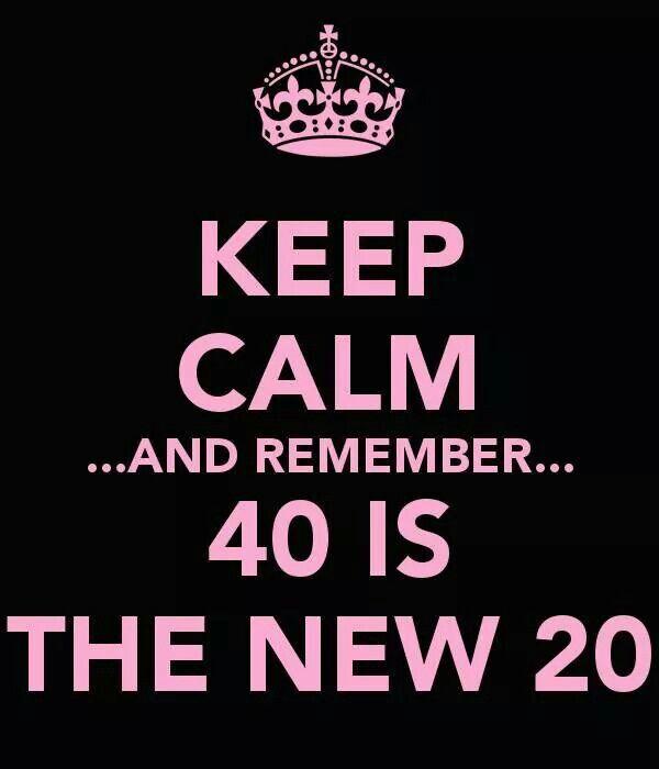 Top 40 jaar - Crea | Pinterest - 40 jaar, Verjaardag en Verjaardagen WC57