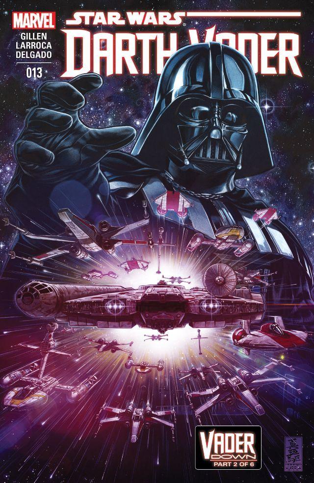 Darth Vader 2015 2016 13 Comics By Comixology Star Wars Illustration Star Wars Art Star Wars Artwork