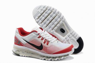 best cheap a968c 530e7 Nike Air Max 2013 Excellerate blanco  negro  rojo httpwww.