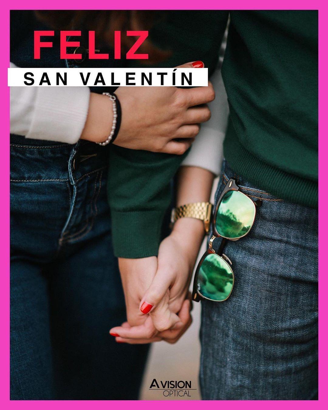 Feliz San Valentin Feliz San Valentin Optica