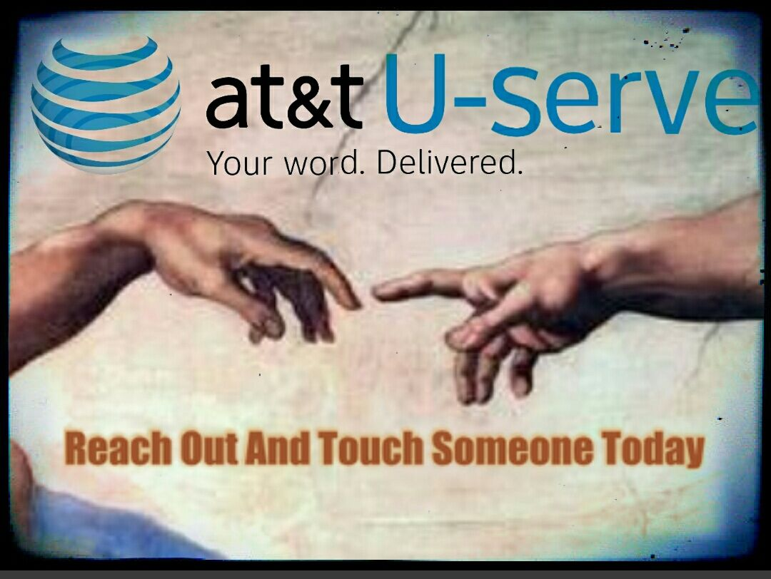 Don't Reverse It, UServe It!: When #God's verses #ReachOut and touch you with a call to service, you serve! #STEELYourMind   #UVerse #ATT #ATandT #ReachOutAndTouchSomeone #ecclesia #ekklesia #CalledOut #TheCalledOut #CallOfDuty #ServiceCall