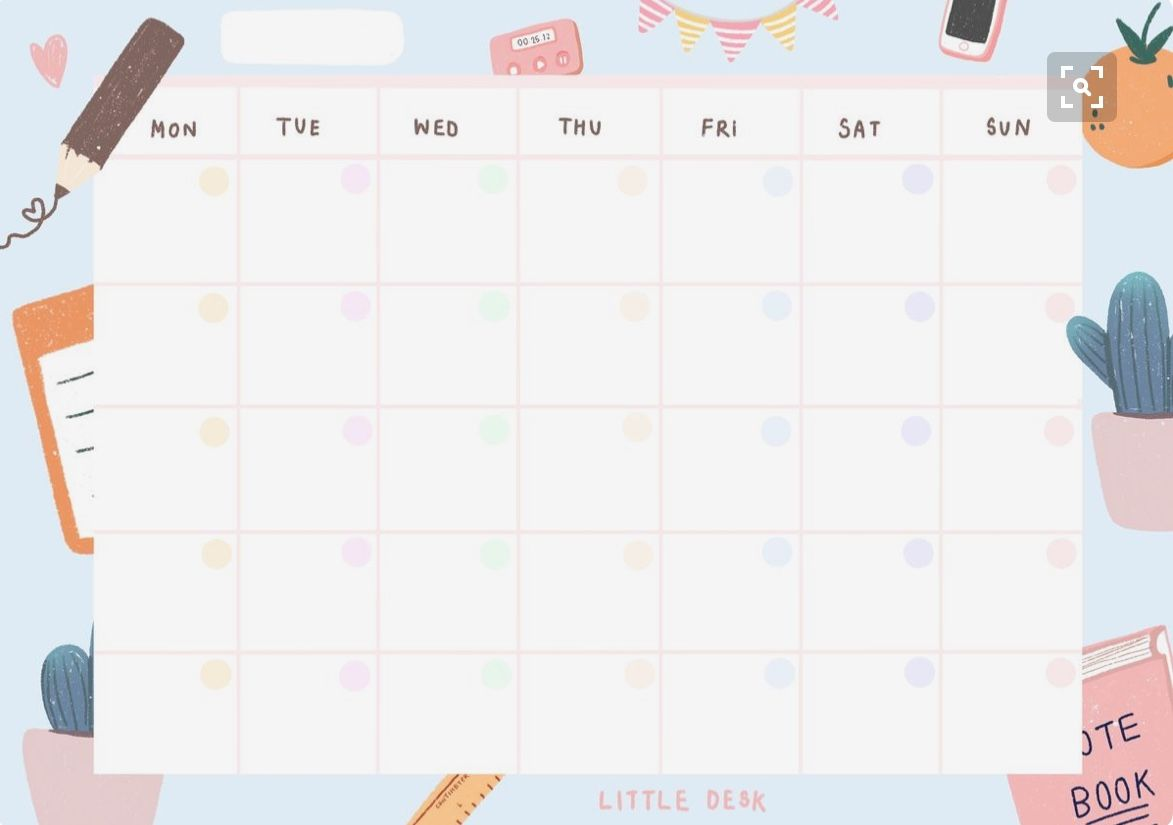 Here S My Calendar For All The Months Happening In 2019