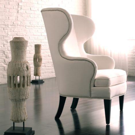 ethanallencom  rand wing chair  ethan allen  furniture  interior design