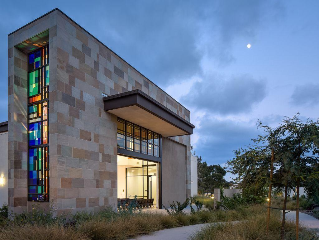 Solana Beach Presbyterian Church Domusstudio Religious Architecture Religiousarchitecture