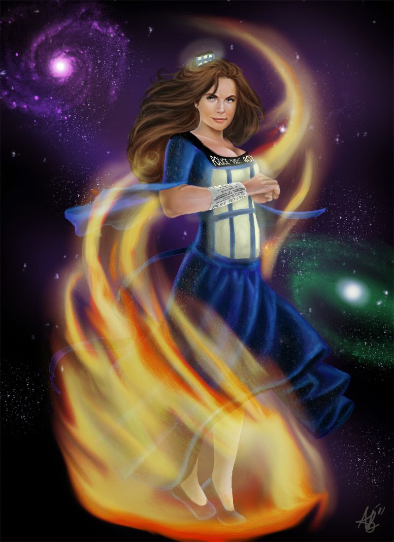 human TARDIS by ReddEra.deviantart.com on @deviantART | The Doctor ...
