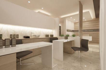 Arredamento per centri estetici mantova azzini for Arredamento per centro estetico