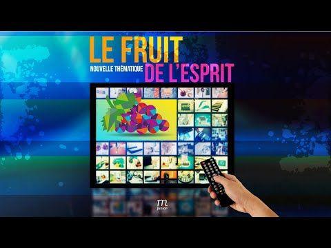 Le Fruit de l'Esprit (partie 1) - Momentum Junior - YouTube